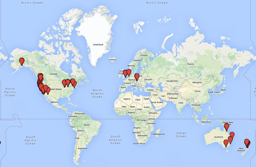 Travel Data Archives Soles Of My Traveling Shoes - Map my data