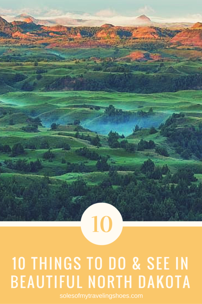 10 Things to Do & See in Beautiful North Dakota (sponsored by North Dakota Tourism)